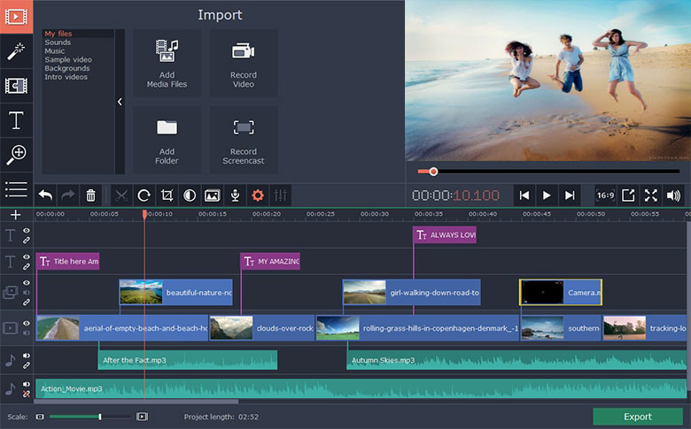 download video editing software for pc