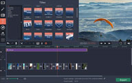 iMovie for PC: Add Animated Titles